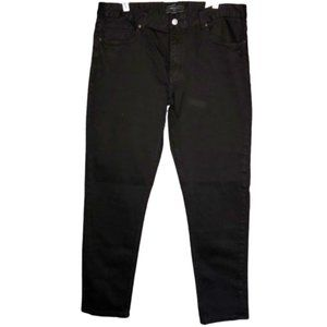 Forever 21 Men's Slim-Fit Jeans Black